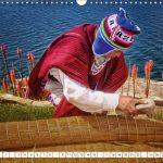 Kalender 2018: Südamerika – Titicacasee